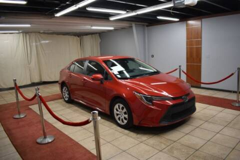 2020 Toyota Corolla for sale at Adams Auto Group Inc. in Charlotte NC