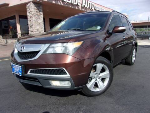2011 Acura MDX for sale at Lakeside Auto Brokers in Colorado Springs CO