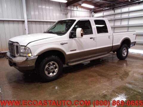 2004 Ford F-250 Super Duty for sale at East Coast Auto Source Inc. in Bedford VA