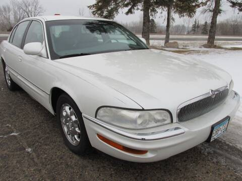 2000 Buick Park Avenue for sale at Buy-Rite Auto Sales in Shakopee MN