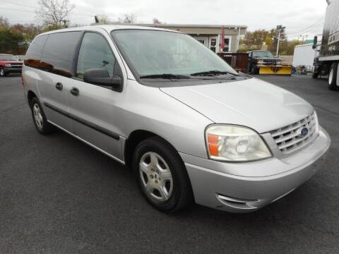 2004 Ford Freestar for sale at Integrity Auto Group in Langhorne PA