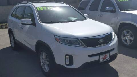 2015 Kia Sorento for sale at Approved Autos in Bakersfield CA