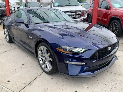 2019 Ford Mustang for sale at LIBERTY AUTOLAND INC - LIBERTY AUTOLAND II INC in Queens Villiage NY
