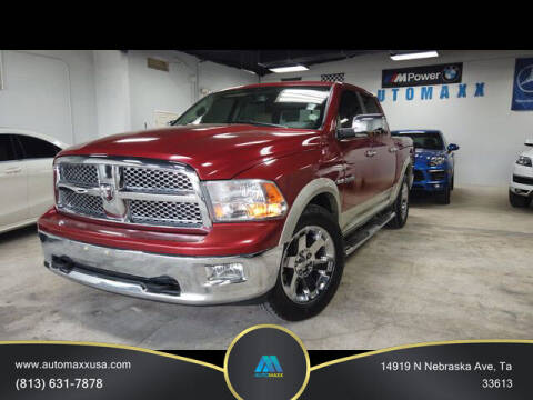 2009 Dodge Ram Pickup 1500 for sale at Automaxx in Tampa FL