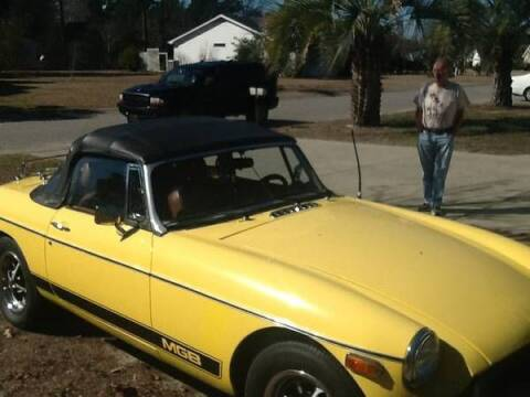 1978 MG MGB for sale at Haggle Me Classics in Hobart IN