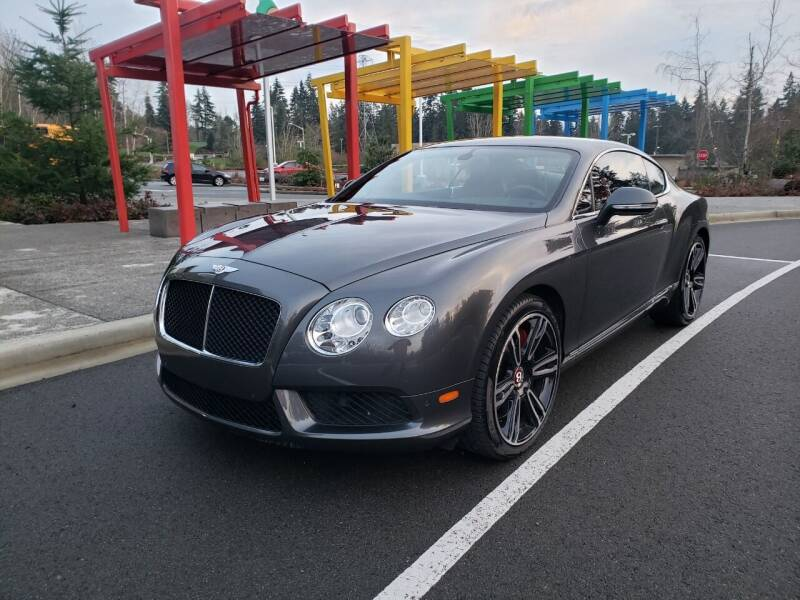 2013 Bentley Continental for sale at Painlessautos.com in Bellevue WA