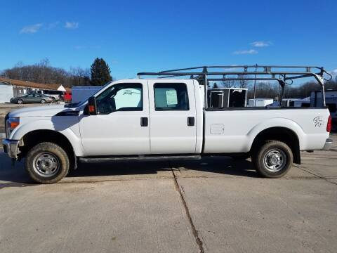 2015 Ford F-250 Super Duty for sale at J.R.'s Truck & Auto Sales, Inc. in Butler PA