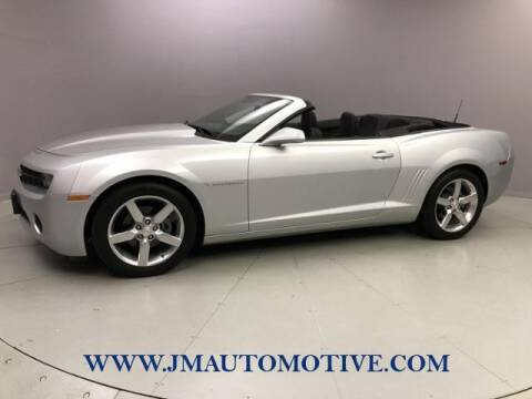2011 Chevrolet Camaro for sale at J & M Automotive in Naugatuck CT