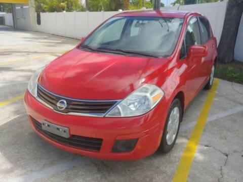 2012 Nissan Versa for sale at Autos by Tom in Largo FL