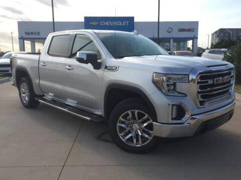 2020 GMC Sierra 1500 for sale at Vance Fleet Services in Guthrie OK