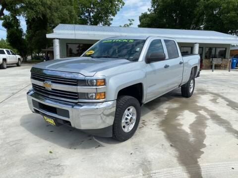 2016 Chevrolet Silverado 2500HD for sale at Bostick's Auto & Truck Sales in Brownwood TX