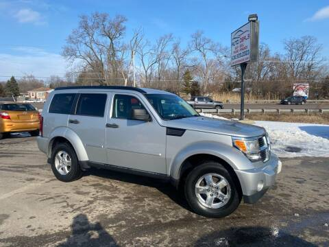 2009 Dodge Nitro for sale at Auto Deals in Roselle IL