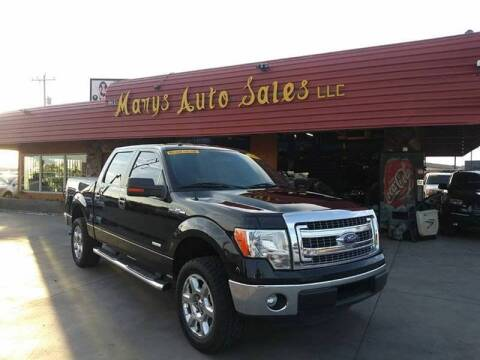 2014 Ford F-150 for sale at Marys Auto Sales in Phoenix AZ