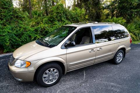 2003 Chrysler Town and Country for sale at Sarasota Car Sales in Sarasota FL