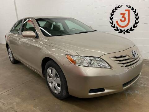 2007 Toyota Camry for sale at 3 J Auto Sales Inc in Arlington Heights IL