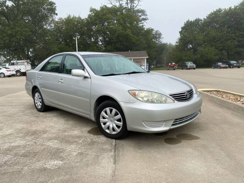 2006 Toyota Camry for sale at Car Credit Connection in Clinton MO