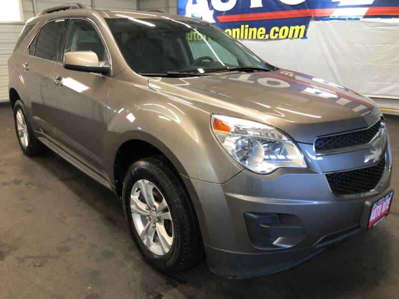 2012 Chevrolet Equinox for sale at Auto Rite in Cleveland OH