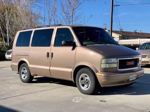 2002 GMC Safari for sale at Auto Source in Banning CA