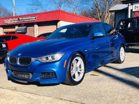 2014 BMW 3 Series for sale at DUNCAN AUTO SALES, INC in Cartersville GA