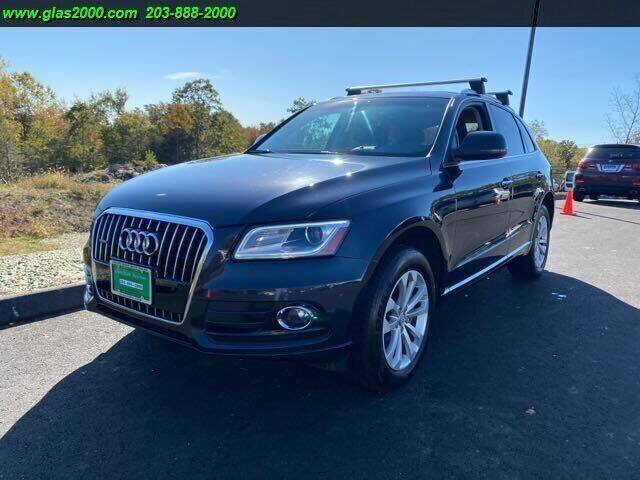 2015 Audi Q5 for sale at Green Light Auto Sales LLC in Bethany CT