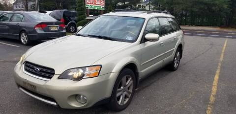 2005 Subaru Outback for sale at Central Jersey Auto Trading in Jackson NJ