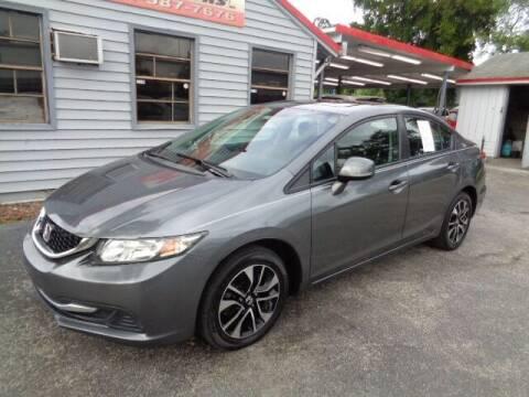 2013 Honda Civic for sale at Z Motors in North Lauderdale FL
