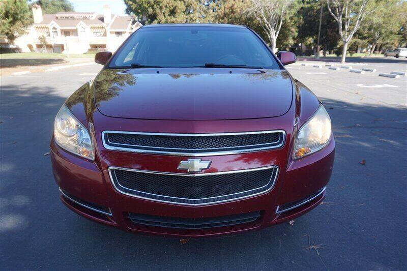 2010 Chevrolet Malibu LT 4dr Sedan w/2LT - Fremont CA