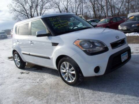 2012 Kia Soul for sale at Country Side Car Sales in Elk River MN
