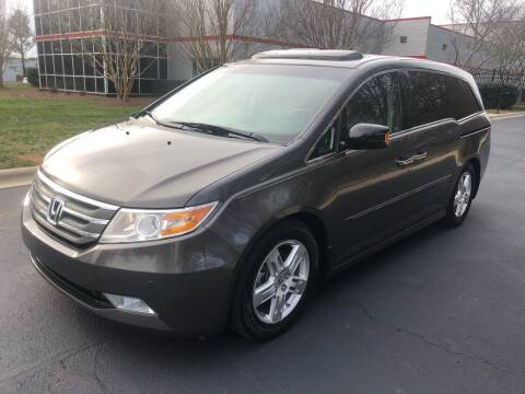 2012 Honda Odyssey for sale at A&M Enterprises in Concord NC