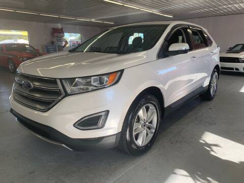 2016 Ford Edge for sale at Stakes Auto Sales in Fayetteville PA