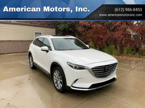 2019 Mazda CX-9 for sale at American Motors, Inc. in Farmington MN