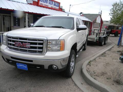 2011 GMC Sierra 1500 for sale at Cimino Auto Sales in Fountain CO