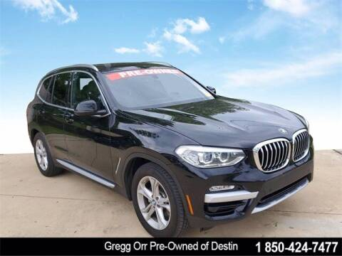 2019 BMW X3 for sale at Gregg Orr Pre-Owned of Destin in Destin FL