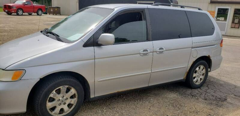 2003 Honda Odyssey for sale at Southtown Auto Sales in Albert Lea MN