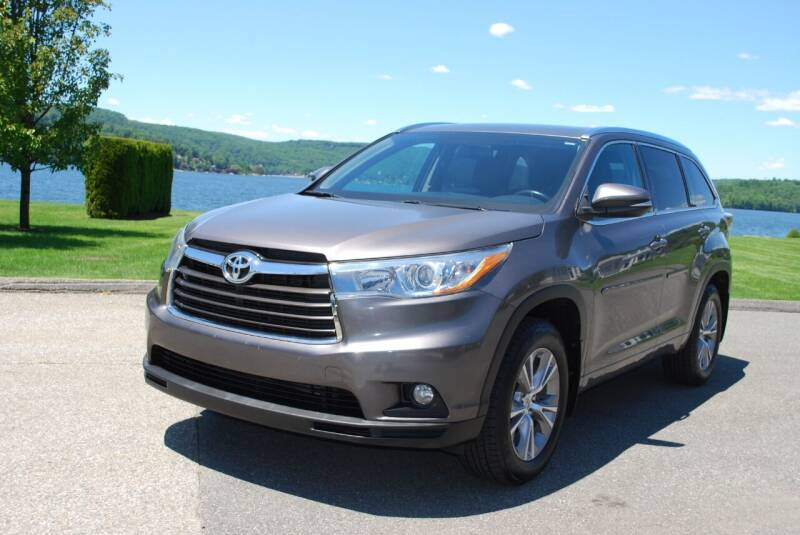 2015 Toyota Highlander for sale at New Milford Motors in New Milford CT
