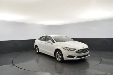 2018 Ford Fusion for sale at Tim Short Auto Mall in Corbin KY