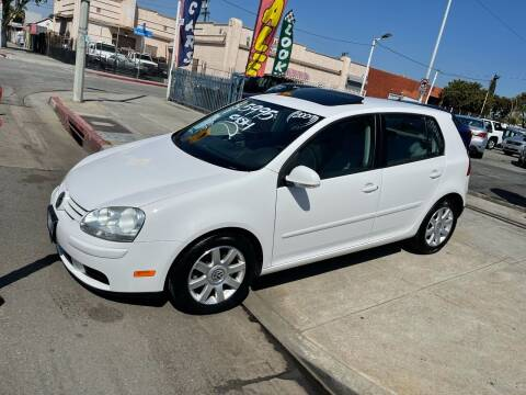 2009 Volkswagen Rabbit for sale at Olympic Motors in Los Angeles CA