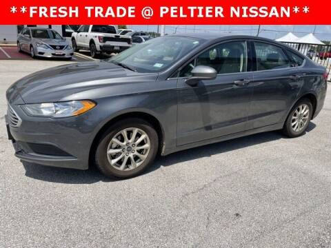 2018 Ford Fusion for sale at TEX TYLER Autos Cars Trucks SUV Sales in Tyler TX