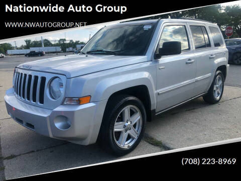 2010 Jeep Patriot for sale at Nationwide Auto Group in Melrose Park IL