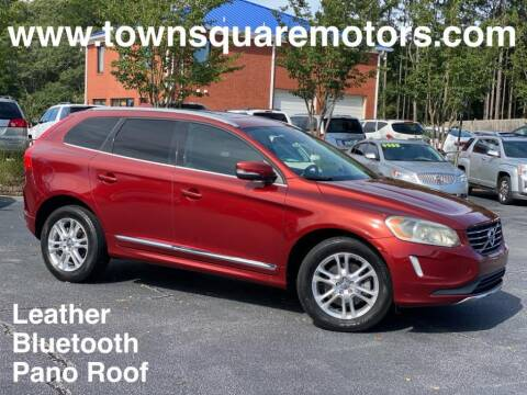 2015 Volvo XC60 for sale at Town Square Motors in Lawrenceville GA