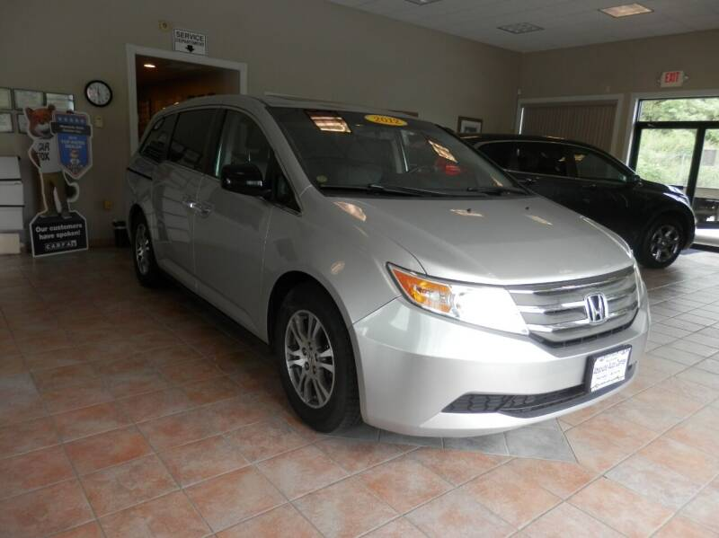 2012 Honda Odyssey for sale at ABSOLUTE AUTO CENTER in Berlin CT
