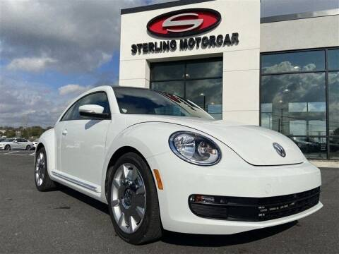 2016 Volkswagen Beetle for sale at Sterling Motorcar in Ephrata PA