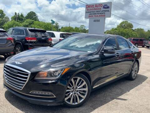 2015 Hyundai Genesis for sale at Drive Auto Sales & Service, LLC. in North Charleston SC