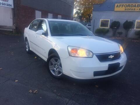 2006 Chevrolet Malibu for sale at Affordable Cars in Kingston NY