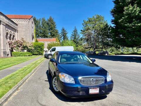 2007 Buick Lucerne for sale at EZ Deals Auto in Seattle WA