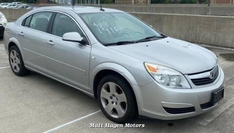 2007 Saturn Aura for sale at Matt Hagen Motors in Newport NC