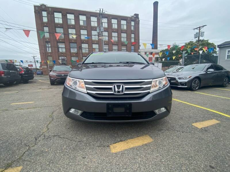 2011 Honda Odyssey for sale at Metro Auto Sales in Lawrence MA