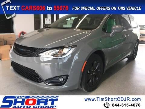2020 Chrysler Pacifica Hybrid for sale at Tim Short Chrysler in Morehead KY