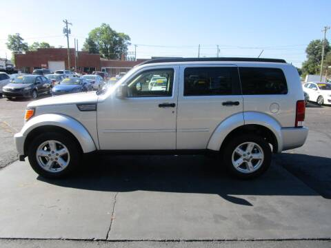 2008 Dodge Nitro for sale at Taylorsville Auto Mart in Taylorsville NC