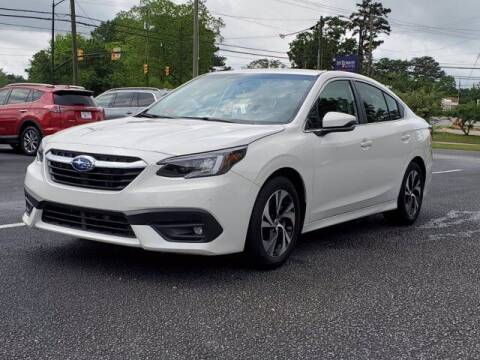 2020 Subaru Legacy for sale at Gentry & Ware Motor Co. in Opelika AL